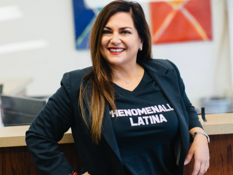 Jamie Gutierrez, Latina business owner